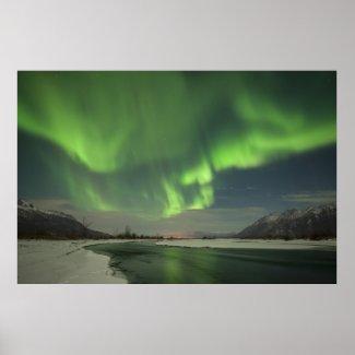 Aurora Borealis Print