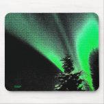 Aurora Borealis Tapete De Raton