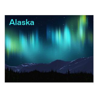 Aurora Borealis Tarjetas Postales