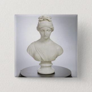 Aurora, c.1843-45 (marble) pinback button