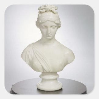 Aurora, c.1843-45 (marble) square sticker