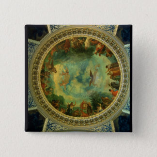 Aurora, ceiling painting possibly from the Library Button