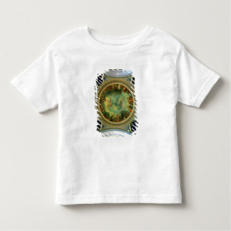 Aurora, ceiling painting possibly from the Library Toddler T-shirt