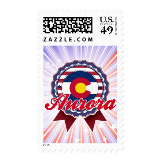 Aurora, CO Postage Stamps
