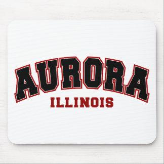 Aurora colegial mousepad