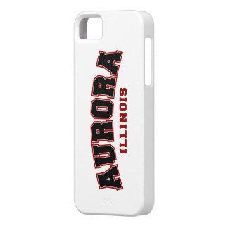 Aurora Collegiate iPhone SE/5/5s Case