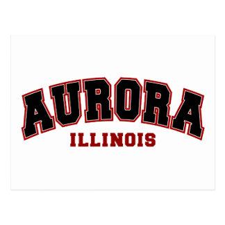 Aurora Collegiate Postcards