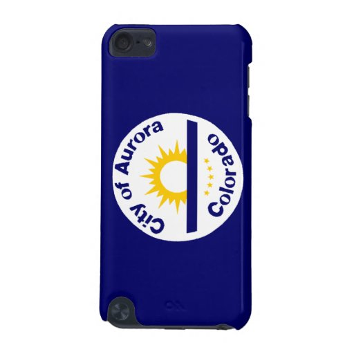 Aurora, Colorado Flag iPod Touch (5th Generation) Covers