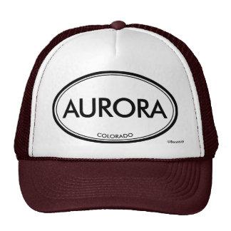 Aurora, Colorado Trucker Hat