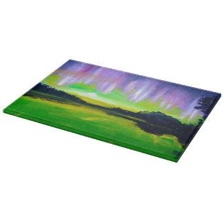Aurora Cutting Board