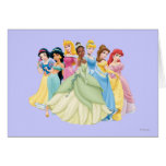 Aurora de la princesa el | de Disney, Tiana, Tarjeta De Felicitación