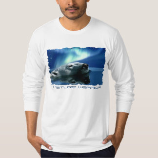 AURORA DREAMING Polar Bear Long-Sleeved Shirt