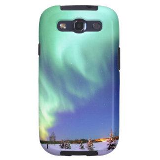 Aurora en el lago bear galaxy s3 cobertura