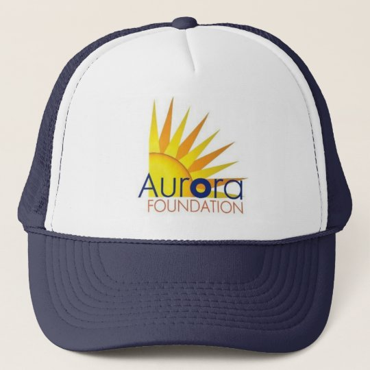 Aurora Foundation Logo Trucker Hat