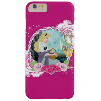 Aurora - Gentle and Graceful Barely There iPhone 6 Plus Case
