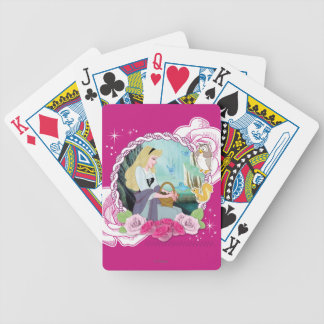 Aurora - Gentle and Graceful Bicycle Playing Cards