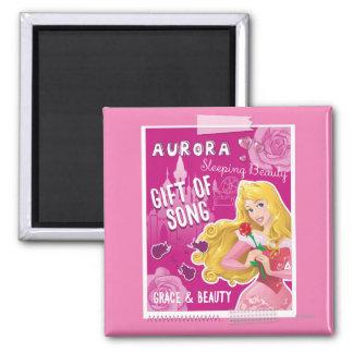 Aurora - Gift of Song Refrigerator Magnet