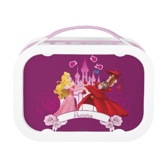 Aurora -  Grace and Beauty Lunch Box