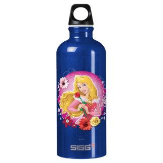 Aurora - Graceful Princess Aluminum Water Bottle