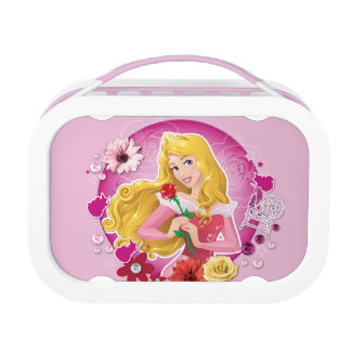 Aurora - Graceful Princess Lunch Box