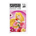 Aurora - Graceful Princess Postage Stamp