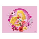 Aurora - Graceful Princess Postcard