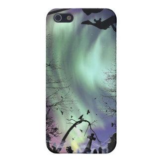 Aurora Graveyard iPhone Case Case For iPhone 5