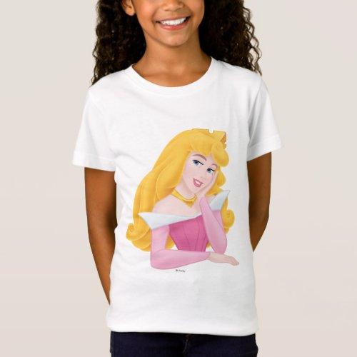 Aurora Headshot T_Shirt