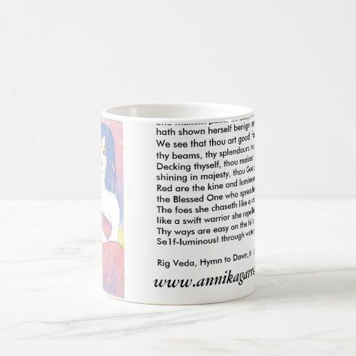 Aurora - Hymn to Dawn Classic White Coffee Mug