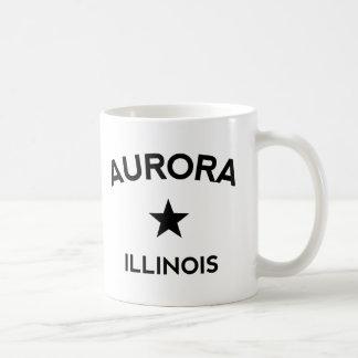 Aurora Illinois Coffee Mug