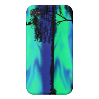 Aurora iPhone 4/4S Covers