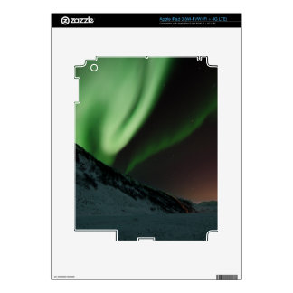 Aurora Northern Lights Norway Decal For iPad 3