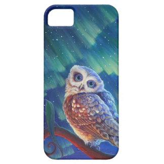 Aurora Owl iPhone 5 Case