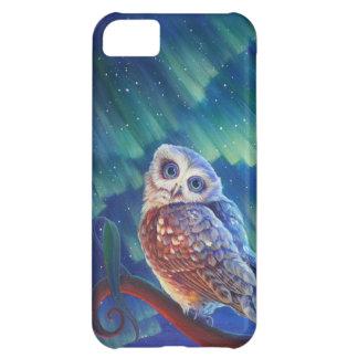 Aurora Owl iPhone 5C Cases