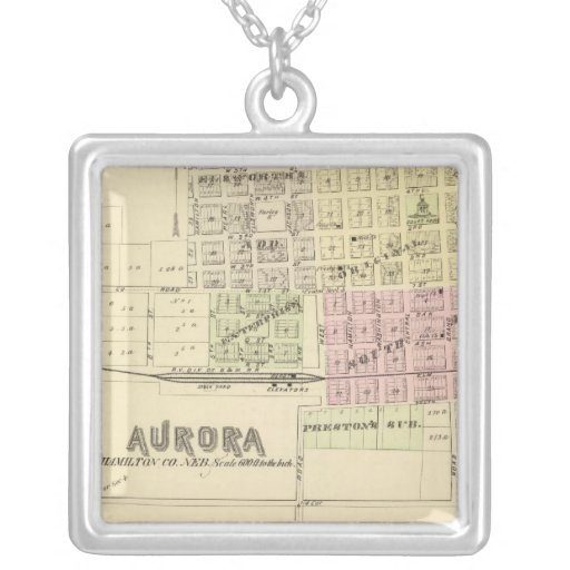 Aurora, Phillips, un Hampton, Nebraska Grimpola
