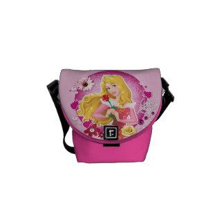 Aurora - princesa agraciada bolsas messenger