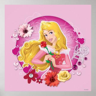 Aurora - princesa agraciada impresiones
