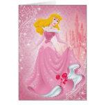 Aurora Princess Greeting Cards