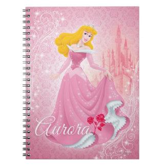 Aurora Princess Notebook