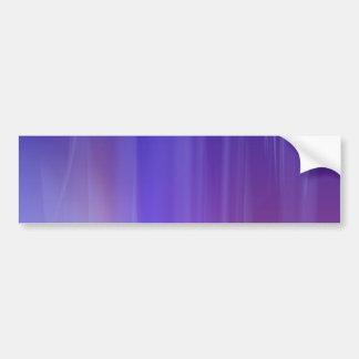 Aurora púrpura pegatina para auto
