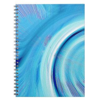 Aurora reconstruida spiral notebooks