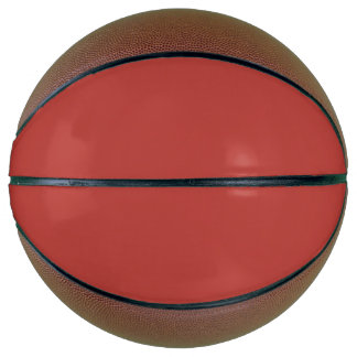 Aurora Red Basketball