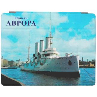 Aurora rusa del crucero cover de iPad