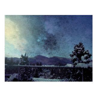 Aurora Sky Postcard