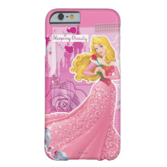 Aurora - Sleeping Beauty iPhone 6 Case