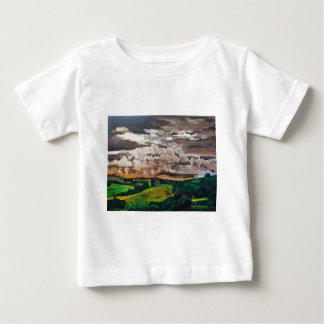Aurora Valley Painting Baby T-Shirt