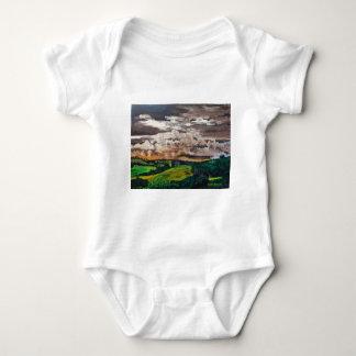Aurora Valley Painting Shirts