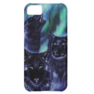 Aurora Wolves Supernatural Case For iPhone 5C