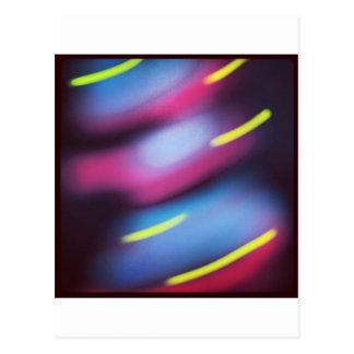 #auroraborealis del #neon del #digitalart del #abs postales