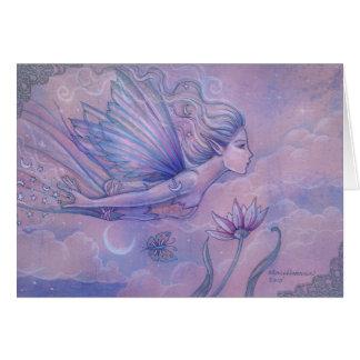 Aurora's Flight Fairy Greeting Card